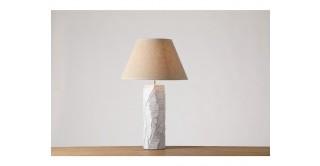 Yaj Table Lamp 45 x 45 x 79 cm White