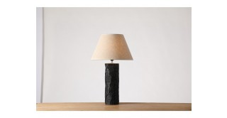 Yaj Table Lamp 45 x 45 x 79 cm Black