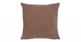 Solid Chinille Cushion Pink