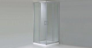 Corner Shower Box 100X100X190