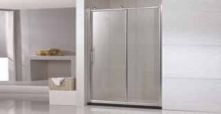 Bigroller Shower Door 120X190 CM
