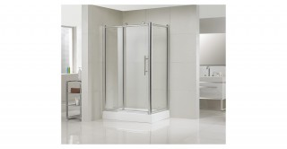 Bigroller Shower Box 120X80X190CM