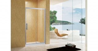 Austin 190 x 180 Shower Door