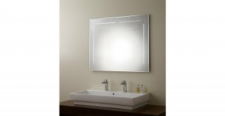 Draven Wall Mirror With Light
