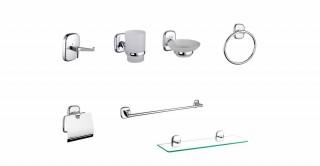 Rishi Bathroom Accessories Set