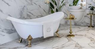 Golda Free Standing Bathtub