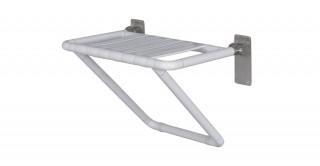 Kai Stainless Steel Handicap Shower Seat