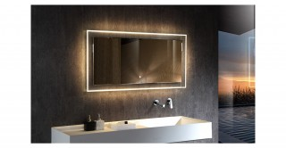 Lars Wall Mirror With Light