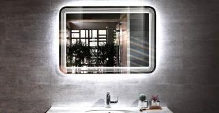 Ilona Wall Mirror With Light