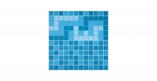 Piscis 33.3X33.3 Swimming Pool Tile