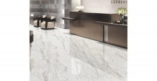 Bianco Floor Tiles 80x160 cm