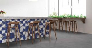 Cobalt Acero 25X25 Wall Tile
