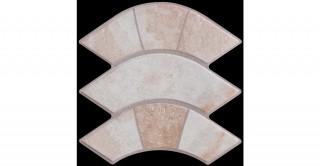 Arc 33 X 33 Outdoor Floor Tile