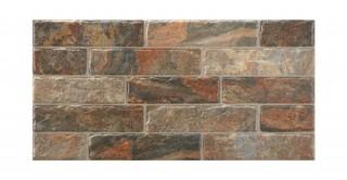 Dauco Stone Brick Matte 25X50 Wall Tile