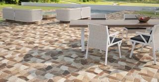 Veleta Outdoor Matte 45X45 Floor Tile