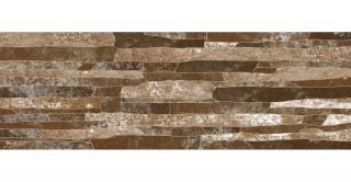 BRICK Ceramic Matt Brown 20x60 Wall Tiles