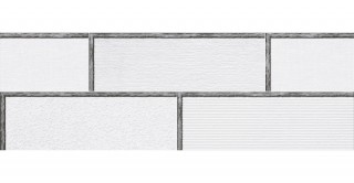 FACTORY Ceramic Glssy White 20x60 Wall Tiles