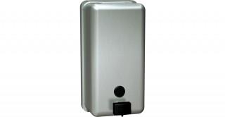 Asi Wall Mounted Vertical Liquid Soap Dispenser