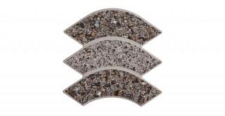 Flake 33 X 33 Outdoor Floor Tile