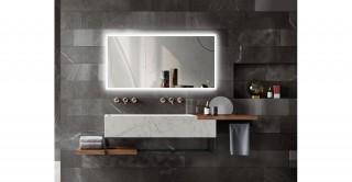 Shana Mirror 140 x 70 With Led