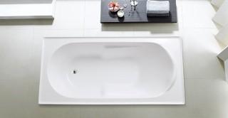 Naya Built-In Bathtub