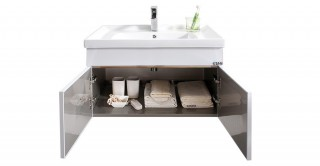 Ice Stainless Steel Cabinet with Basin