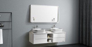 Diana Cabinet With Basin & Mirror