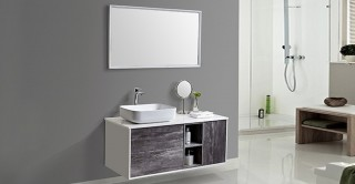 Greice Cabinet With Basin& Mirror