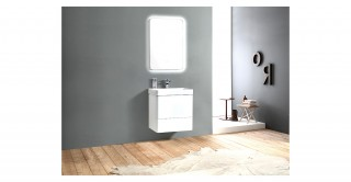 Brie Cabinet With Basin without Mirror