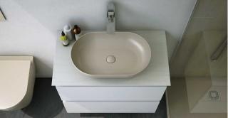 Feeling Counter Top Basin 55 cm