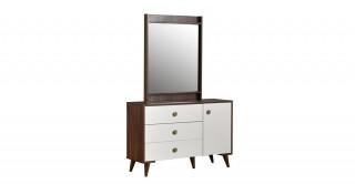 Royalqueen Dresser With Mirror