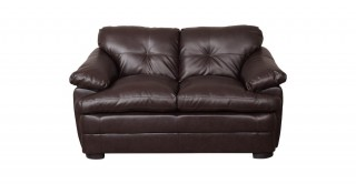 Davy 2 Seater Sofa Brown