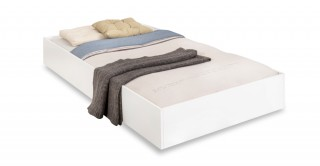 Cilek White Kids Pull Out Bed 93 x 194 cm