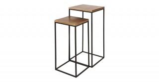 Marsha Nested Tables
