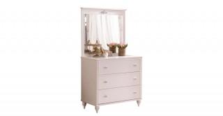 Cilek Romantica Kids Dresser With Mirror