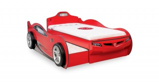 Cilek Coupe Kids Bed 208 x 109 cm + Pullout