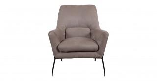 Alfredo 1 Seater Sofa Grey