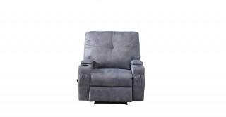 Comfy Grey Recliner