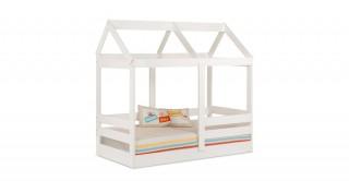 Joy In White Kids Bed 90 x 200 cm