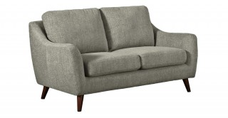 Sila 2 Seater Light Brown Sofa