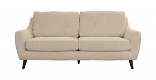Sila 3 Seater Sofa Beige