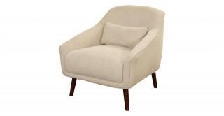 Sila 1 Seater Beige Sofa