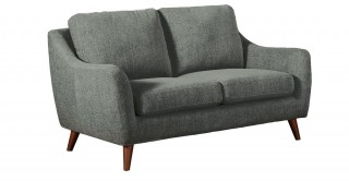 Sila 2 Seater Grey Sofa