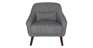Sila 1 Seater Grey Sofa