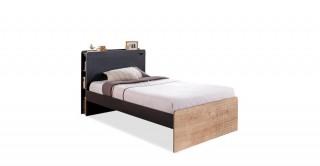 Black Series Kids Bed 221 x 123 cm