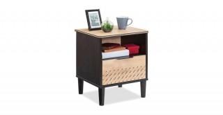 Black Series Bedside Cabinet