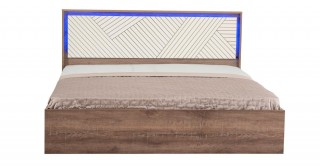 New Asymetric Bed