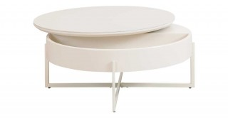 Evie Ceramic Coffee Table