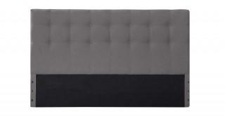 Tufted Headboard 160X200 Light Grey