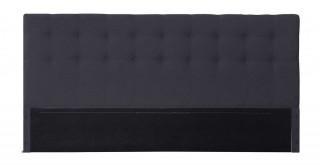 Tufted Headboard 200X200 Dark Grey